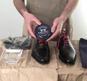 Cirer chaussure, pour prendre soin de vos plus beaux souliers