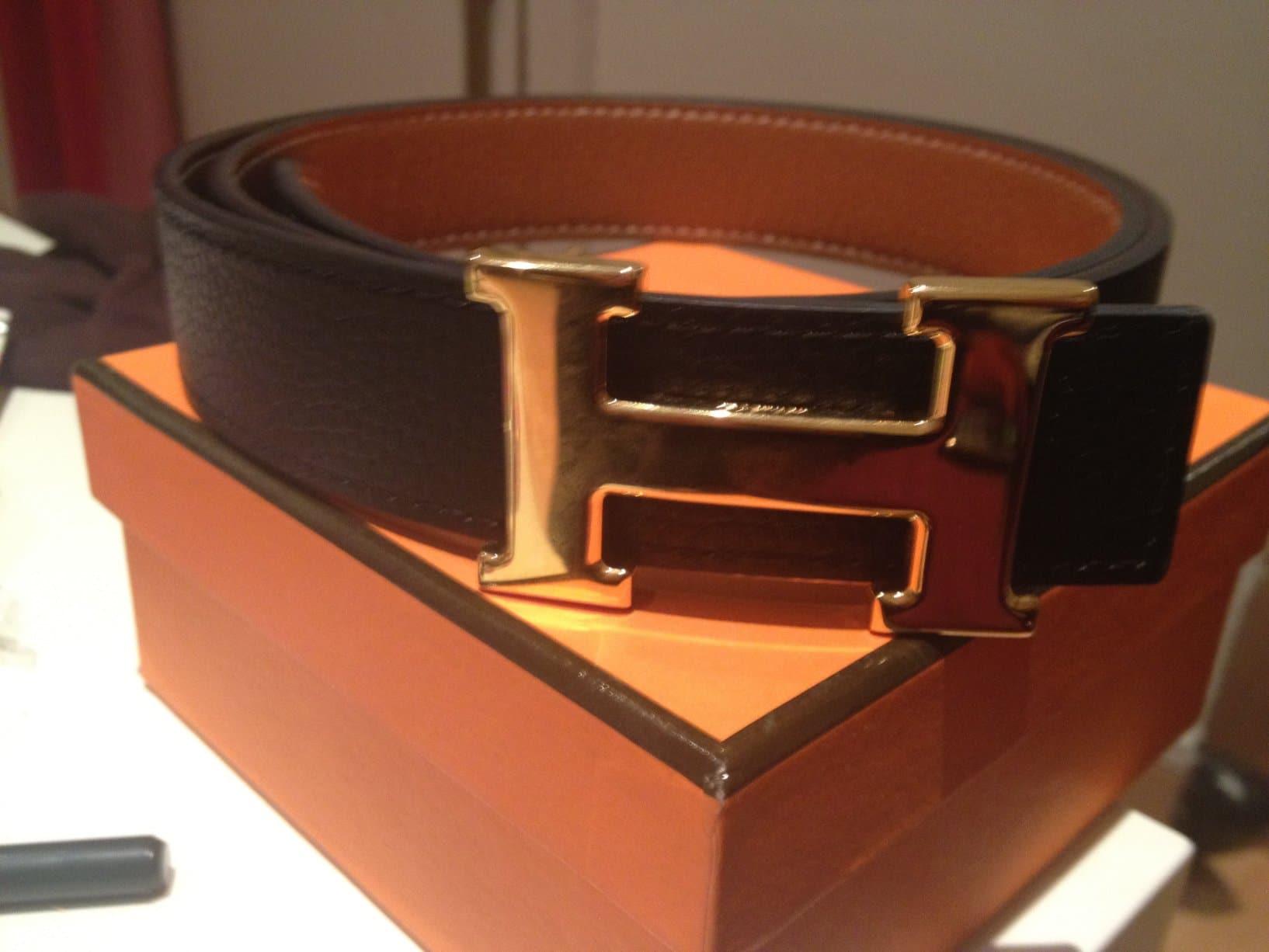 e013557984da1 Ceinture Hermes : un produit de luxe pour aller avec vos costumes de ...