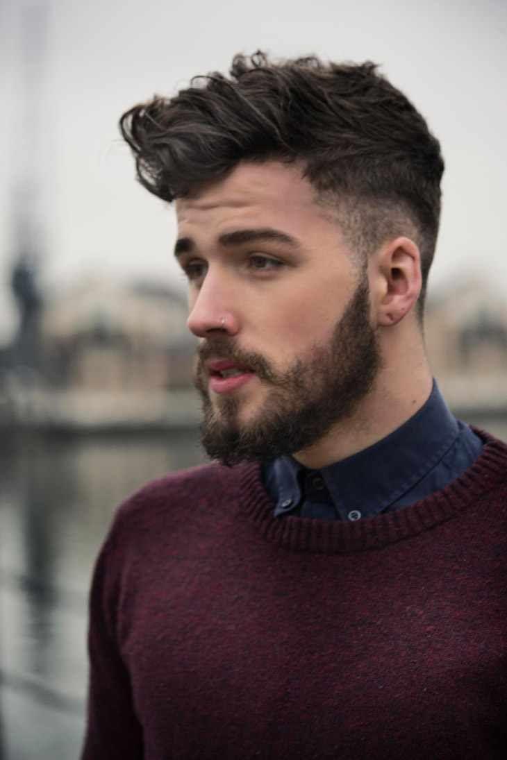 Coupe De Barbe Homme se rapportant à barbe homme , fashion designs