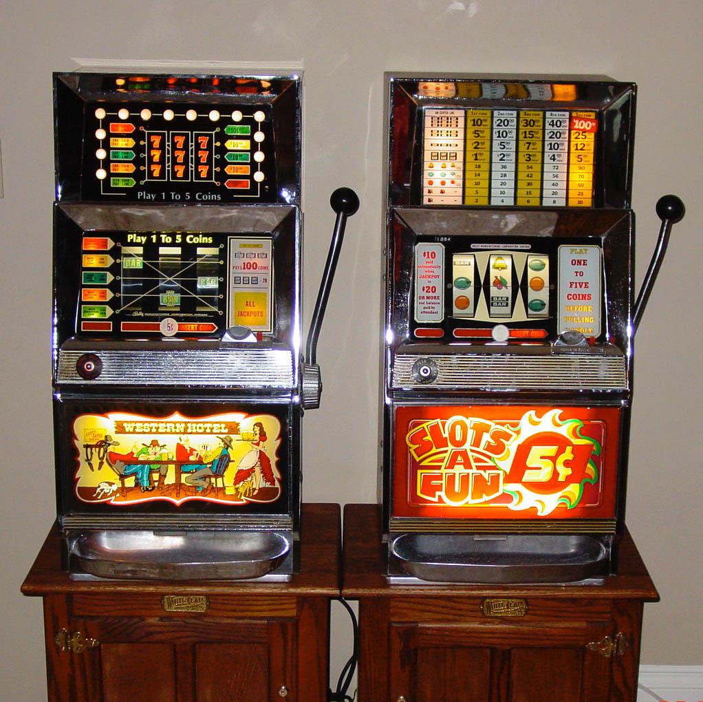 Machines a sous : jouer à tout moment